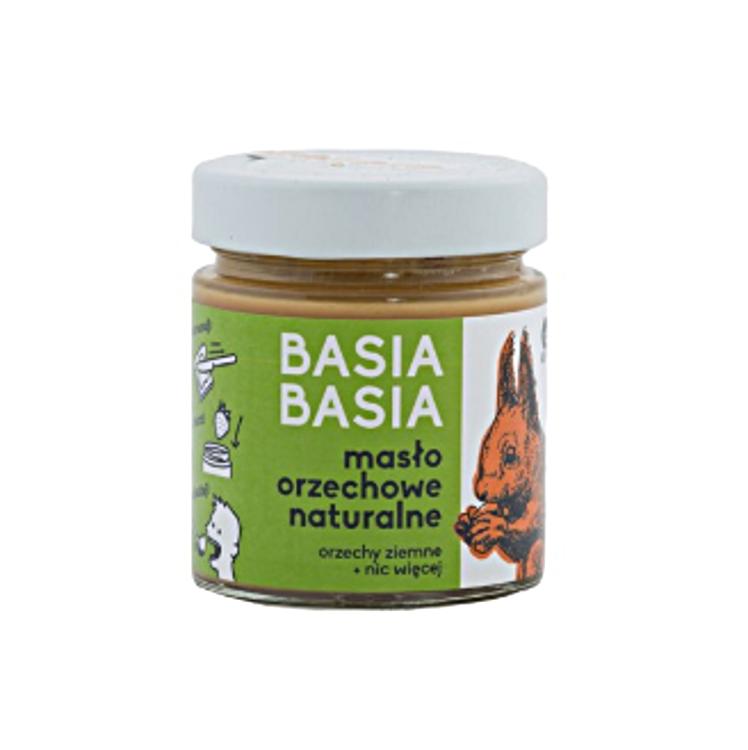 Masło orzechowe naturalne 210g - Alpi Hummus