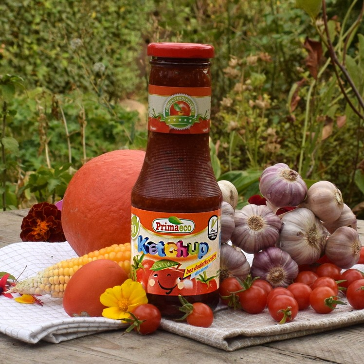 Ketchup dla dzieci BIO 315 g