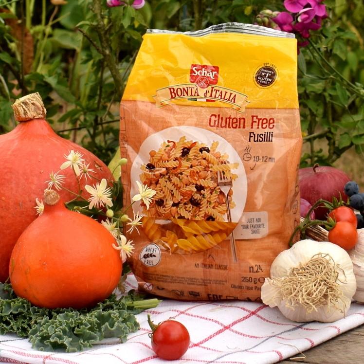 Makaron kukurydziany świderek bez glutenu 250g