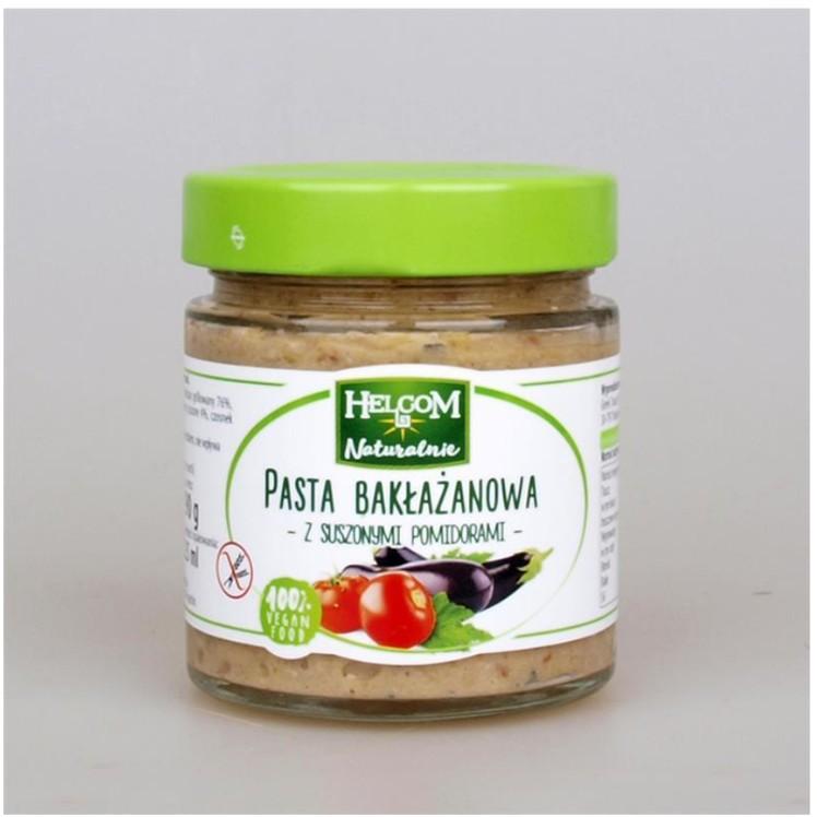 Pasta bakłażan/suszone pomidory 190g