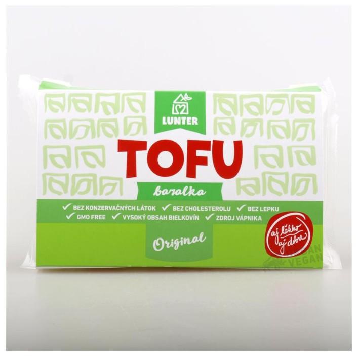 Tofu z bazylią 180g