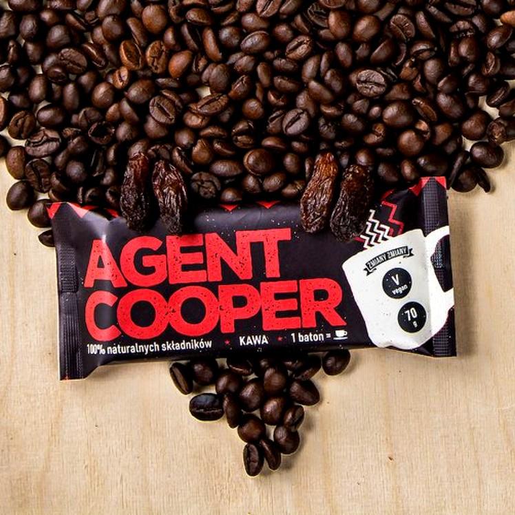 Agent Cooper baton 70g