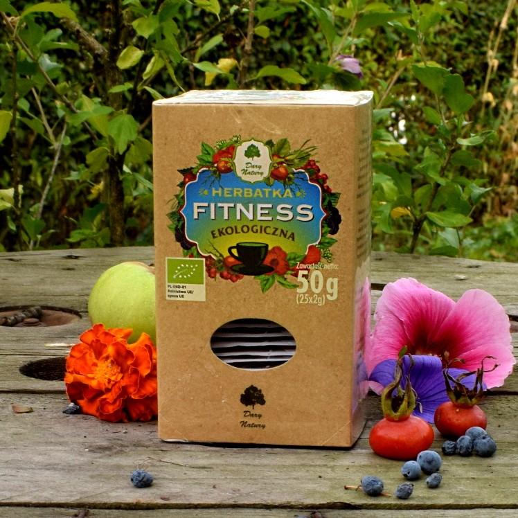 Herbata fitness EKO (saszetki) 50g