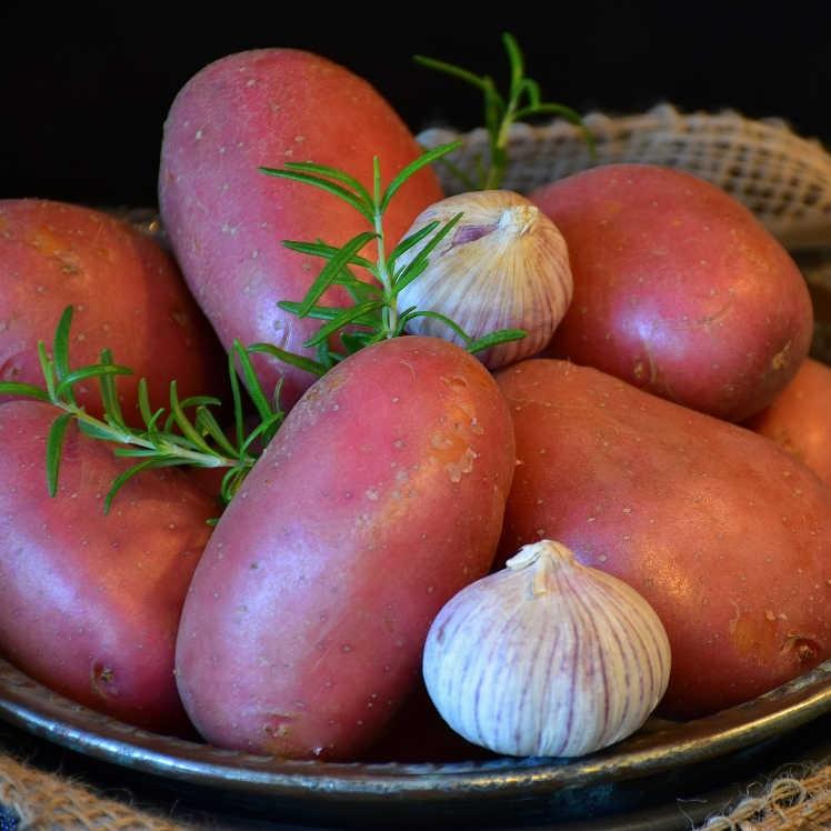 Ziemniaki Bellarosa EKO 1kg
